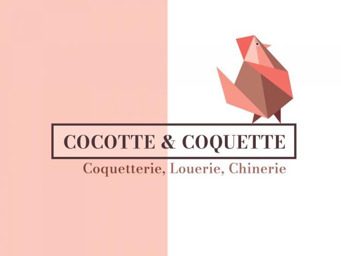 logo pour Cocotte et Coquette
