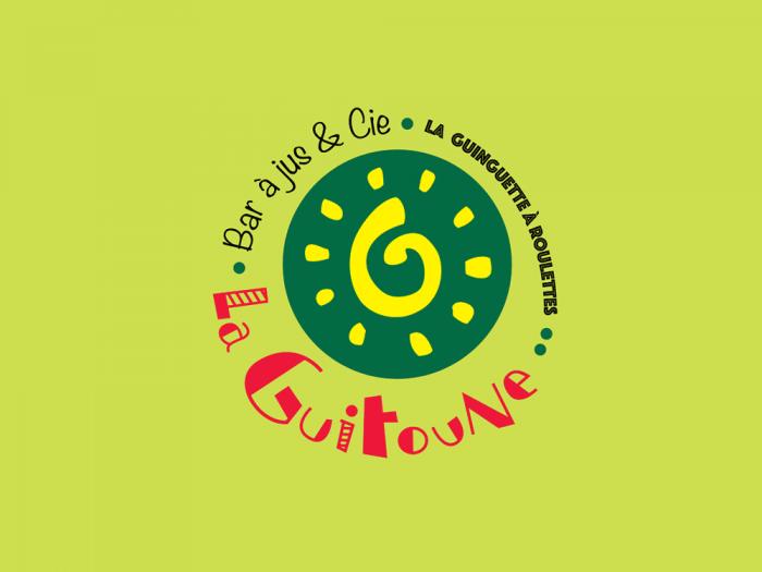 création de logo pour la Guitoune