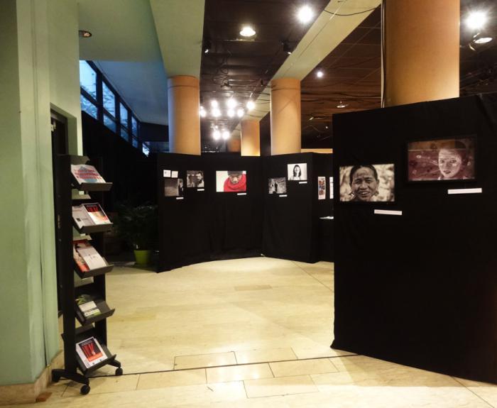 expositions photos au Grand Bivouac à Albertville