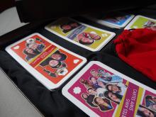 exemple de personnalisation de jeu de l'oie - les cartes - Jugraphics
