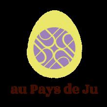 logo Au Pays de Ju création Jugraphics