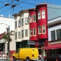 Graphisme dans la rue - Castro Street